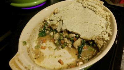 Chicken pot pie 4.6